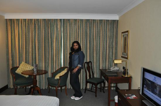 هيلتون إيست ميدلاندز إيربورت: Standard room