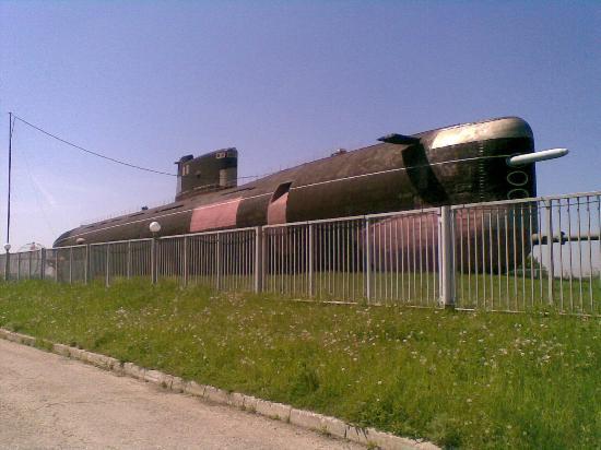 Tolyatti, Russie : Submarine
