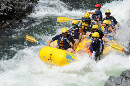 American River Recreation - Day Tours