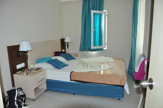Club Sidelya Hotel: Schlafzimmer