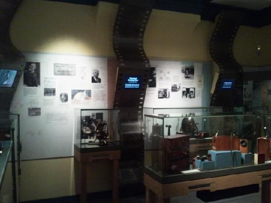 Hove Museum and Art Gallery: History of film