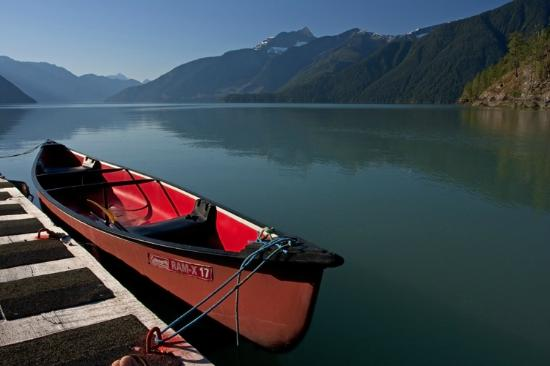 Bute Inlet Lodge照片