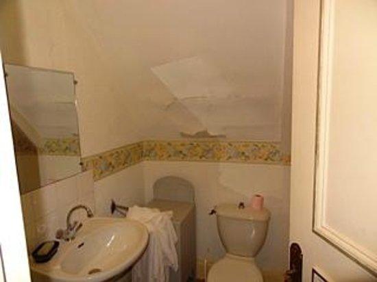 Cambounet-Sur-le-Sor, ฝรั่งเศส: Salle de bains