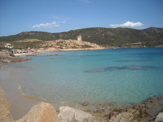 B&B Sa Babaiola: spiaggia Teulada