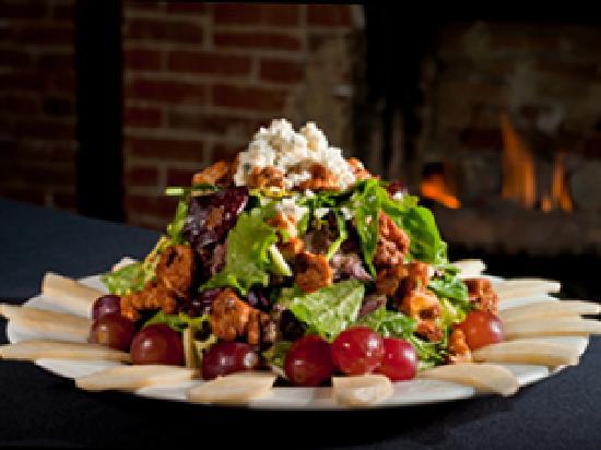 Jacksonville Inn: Fine dining