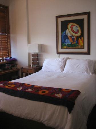 Casa Abierta B&B: Our Room
