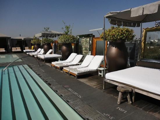 SLS Hotel, A Luxury Collection Hotel, Beverly Hills: Piscina
