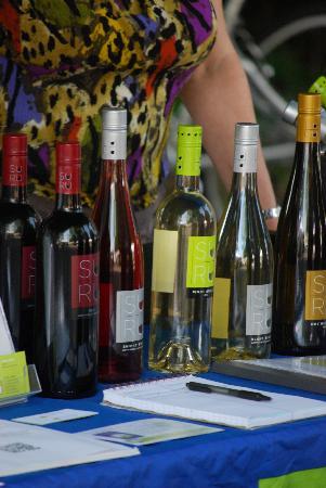 Greenport Farmers' Market, Inc. : Local Wines