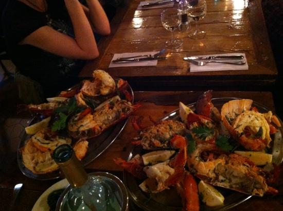 Photo of Seafood Restaurant Lobster Weinbistro at Wallstr. 21, Frankfurt 60594, Germany