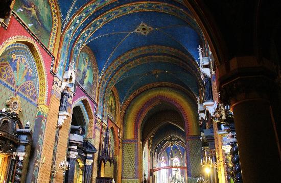 Franciscan Church (Kosciol Franciszkanow) : Impressive details