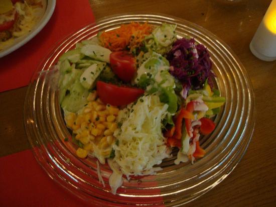 Restaurant Weidstübli: Weidstubli  |  Camping Jungfrau AG