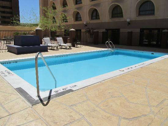 Renaissance Phoenix Downtown Hotel Pool On 5th Floor