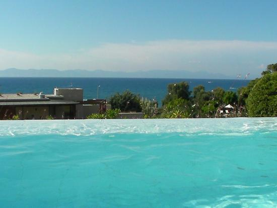 Amathus Elite Suites: View from Room 143