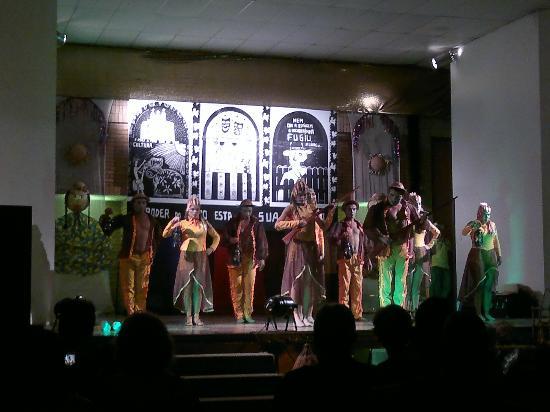 Salinas Maragogi All Inclusive Resort: Show noturno maravilhoso!