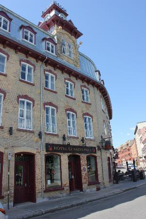 Hotel Le Saint-Paul: hotel st. paul