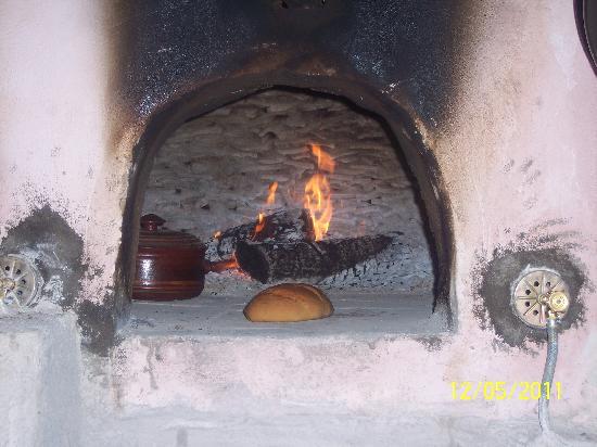 Ρέθυμνο, Ελλάδα: wood oven