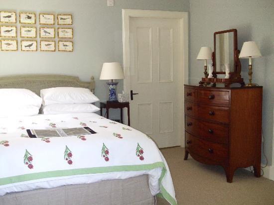 Dumfries House Lodge: Bedroom 1
