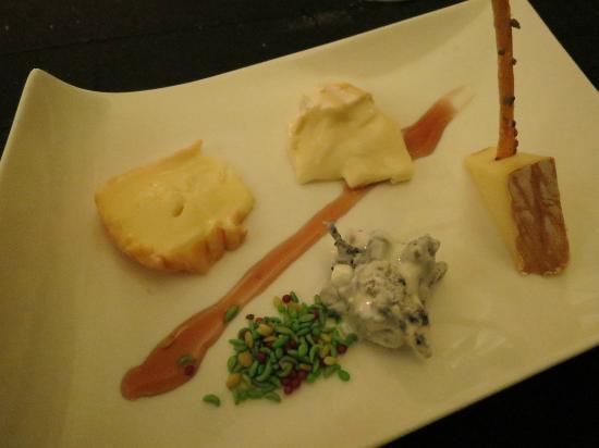 Auberge du Paradis: Gourmet Dinner