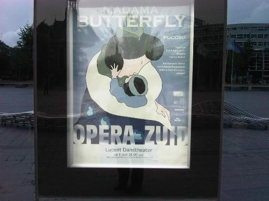 Lucent Danstheater : Madama Butterfly - Opera Zuid