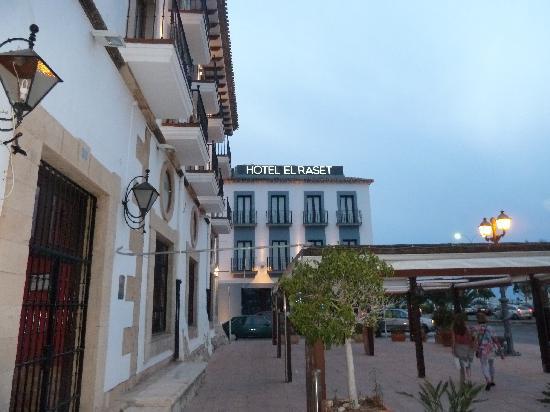 Hotel El Raset: El Raset
