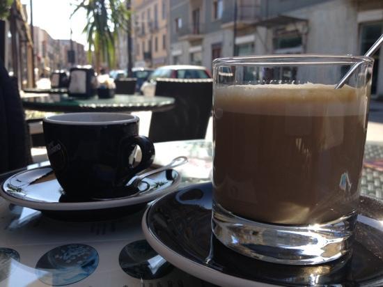 Bed and Breakfast Porto Romano: coffees