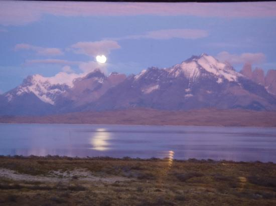 Tierra Patagonia Hotel & Spa: View from Great Room