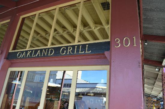 Oakland Grill
