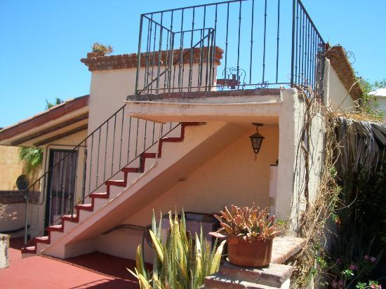 Casa Tuscany Inn: Romeo & Juliet Suite