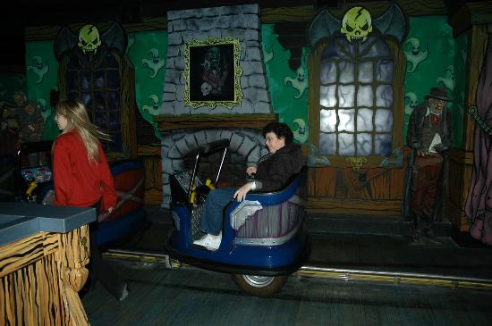 The Great Canadian Midway: Ghost Blasters Dark Ride