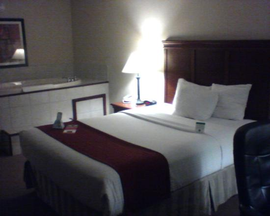 BEST WESTERN PLUS La Porte Hotel & Conference Center: Suite Room 402