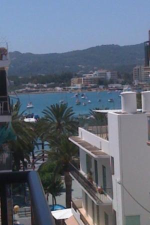 Casa Maria Apartments: View from our balcony :)