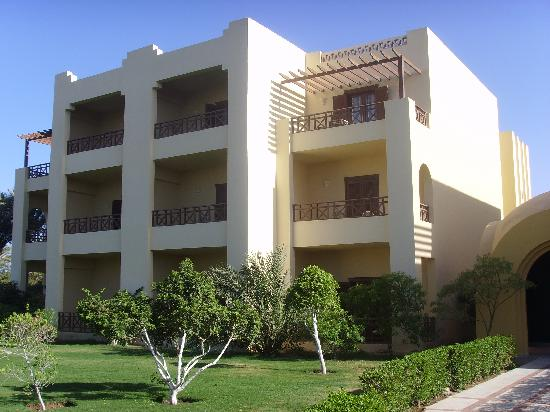 Panorama Bungalows Resort El Gouna: Hotel block