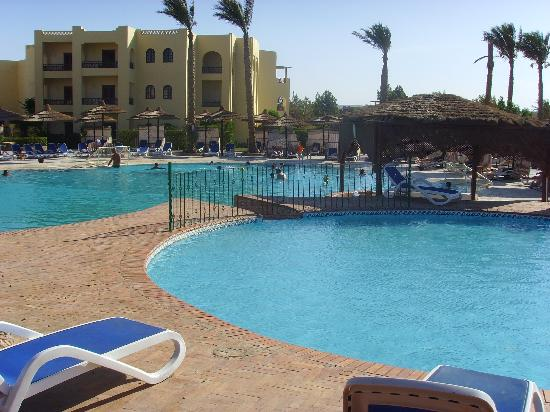 Panorama Bungalows Resort El Gouna: Pools