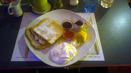 The Diner : French toast alla cannella
