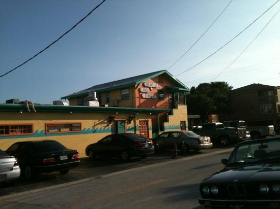 JD's Restaurant & Lounge : Outside of JD's
