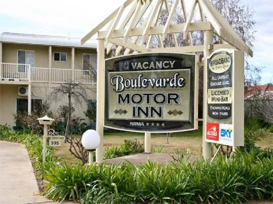 Boulevarde Motor Inn Updated 2017 Motel Reviews Price
