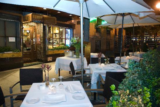 Rafa Madrid Retiro Menu Prices Restaurant Reviews