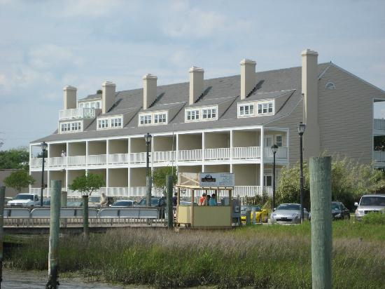 Beaufort, Carolina do Norte: Beautiful hotel
