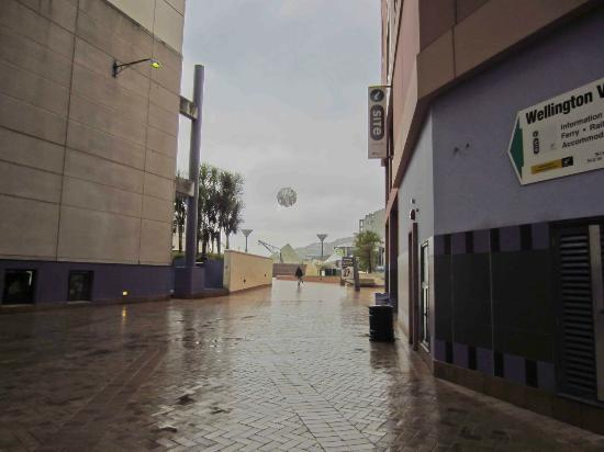 Into Civic Square