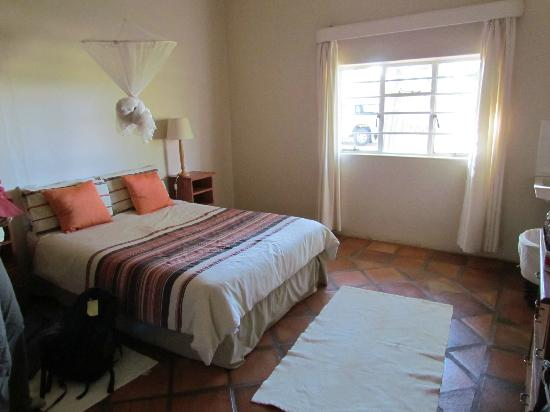 Askari Wilderness Conservation Programme: individual room