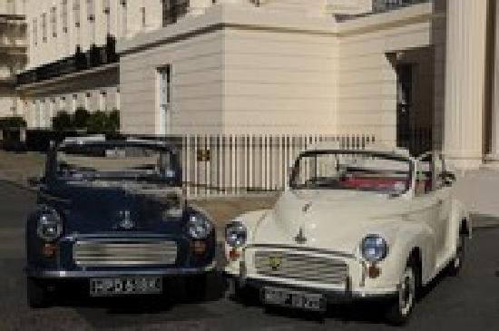 Classic City Tours: With us you  can visit any part of London you want