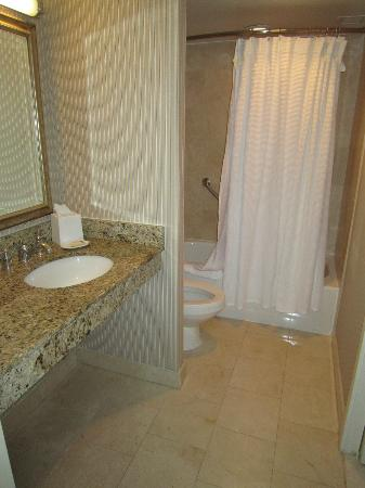 Sheraton Suites Old Town Alexandria: bathroom