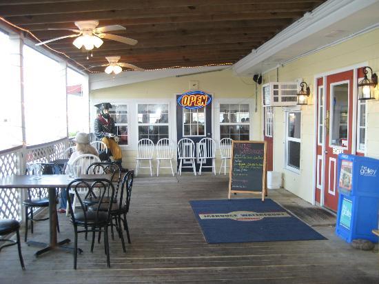 Icehouse Waterfront Restaurant Swansboro Nc
