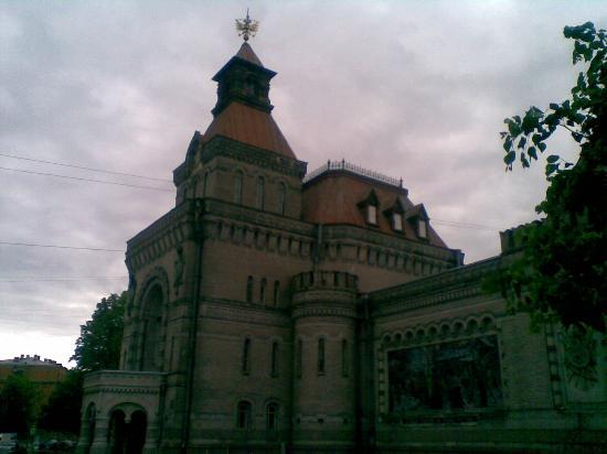 A.V. Suvorov State Memorial Museum: Музей Суворова. Зданием музея