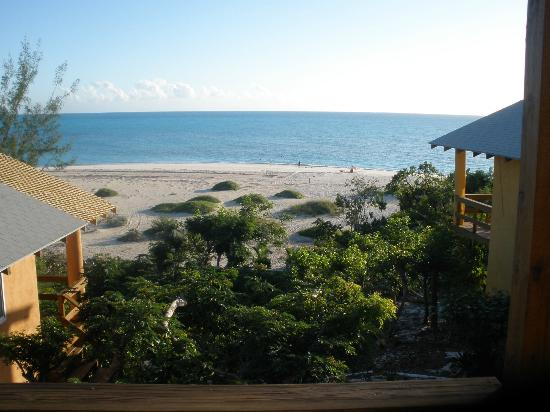 Shannas Cove Resort: View from Dolphin Cottage
