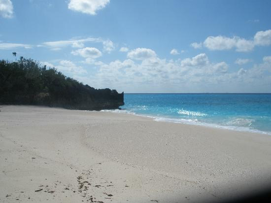 Shannas Cove Resort : More of the secluded beach