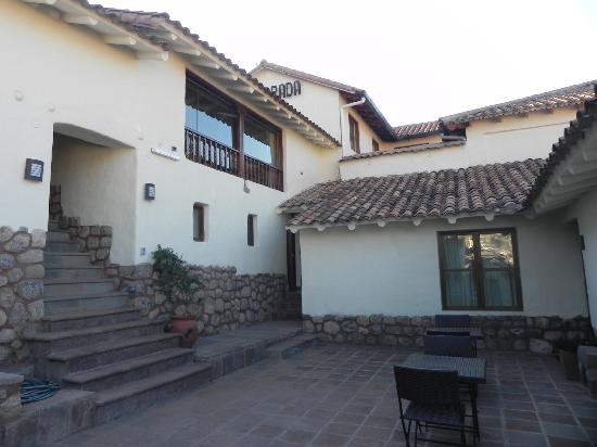 La Morada: El hotel
