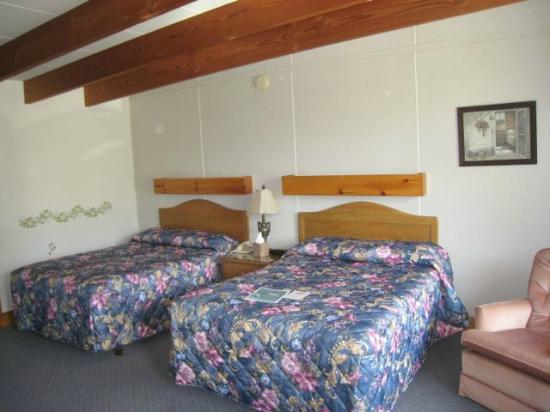 Twilite Motel: Another view of the room.