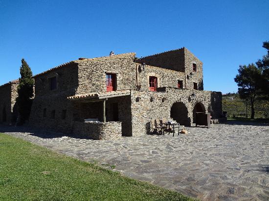 Sa Perafita : Vue du bâtiment