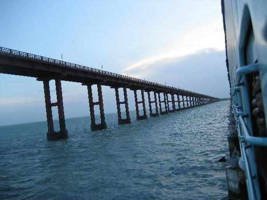 Annai Indira Gandhi Road Bridge